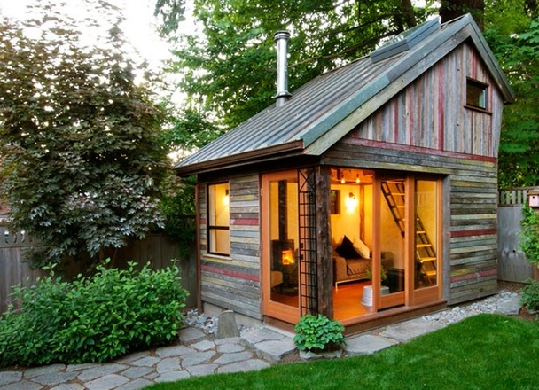 Tiny Home Movement Threatens To Go Big Video Guardian Liberty