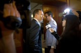 Tony Abbott Talks Trust in China While Slipping in Australia