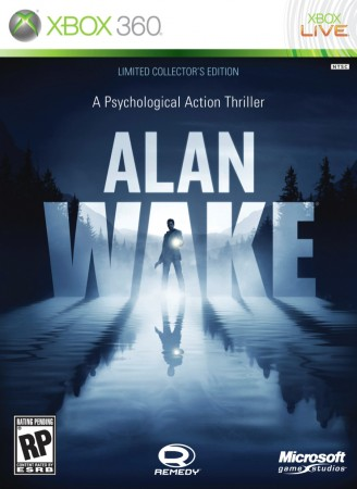 Alan Wake Xbox 360 exclusive