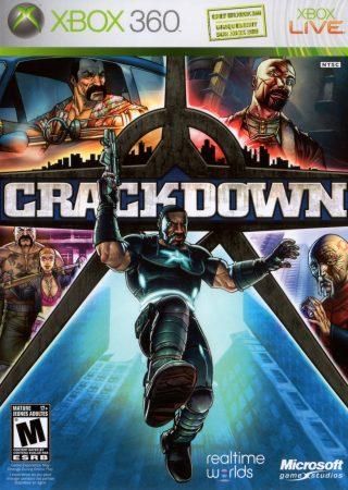 Crackdown Xbox 360 exlcusive