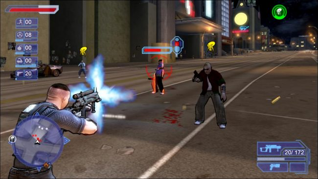 Crackdwon Xbox 360