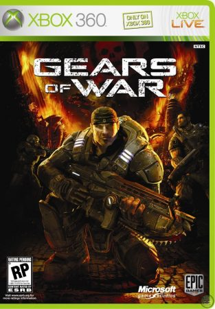 Gears of War Epic Xbox 360 top ten exclusives