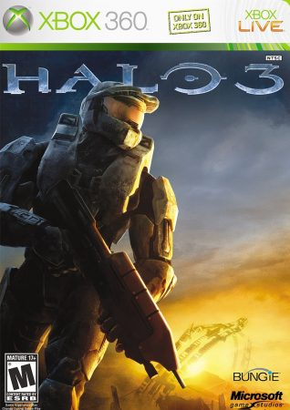 Halo Bungie Xbox 360 Exclusive