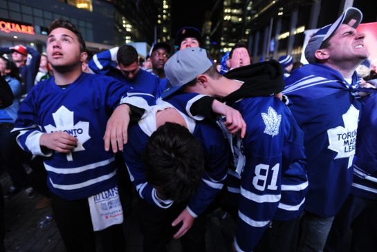 Toronto Maple Leafs NHL Daily
