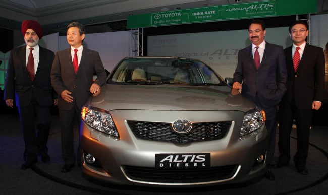 Toyota Will No Longer Produce Small Cars In Indian Market