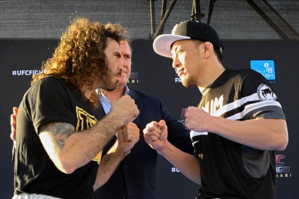 Roy Nelson vs. Antonio Rodrigo Nogueira set for UFC Abu ...