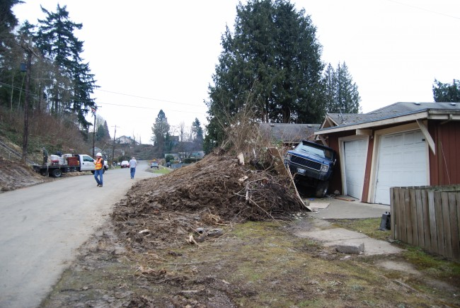 Washington Landslide