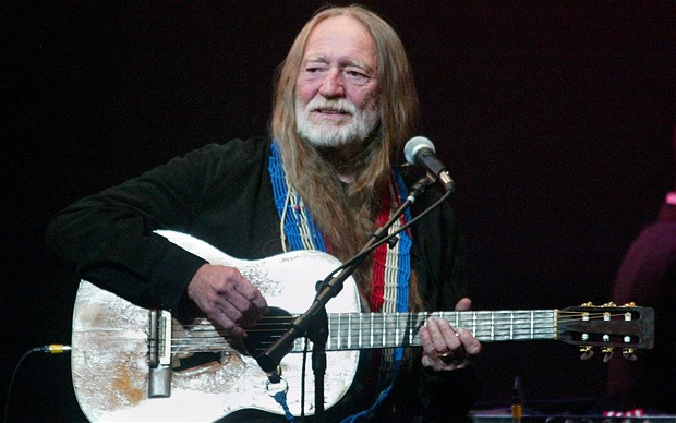 Willie Nelson Should Write New National Anthem