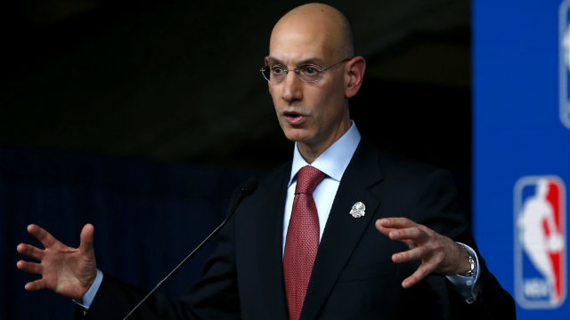 Adam Silver Pressure to Punish Donald Sterling