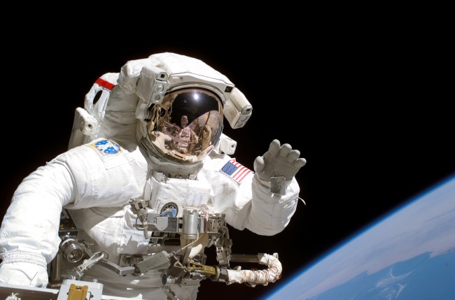 astronauts hearts
