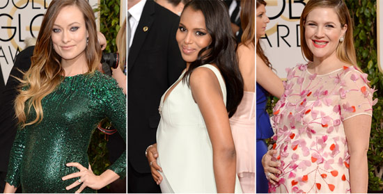 Pregnant Celebrities Everywhere: Star Baby Boom 2014