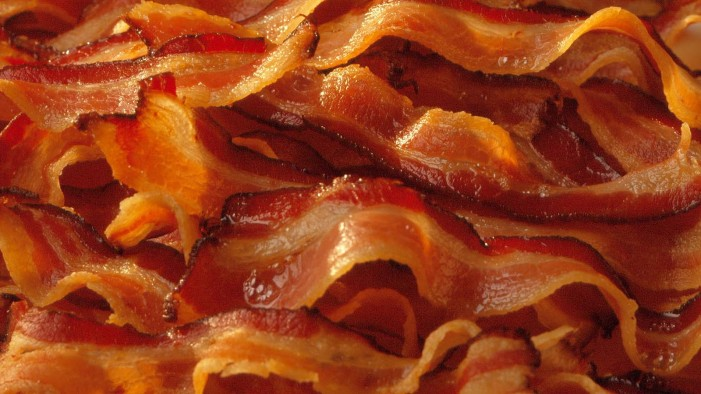 Astronauts Demand Bacon
