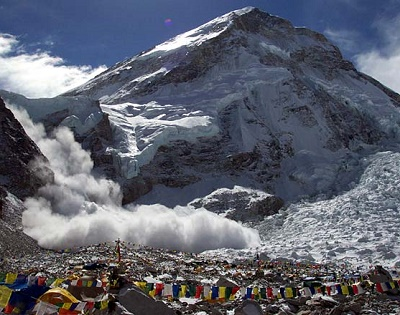 Deadly Mt. Everest Avalanche
