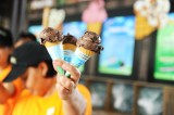 Ben and Jerry's Free Ice Cream Cone Day [Video]