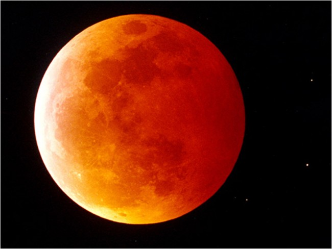 blood red, lunar eclipse