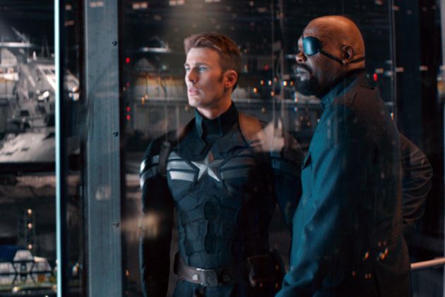 What the Success of 'Captain America' Says About U.S. Political Climate