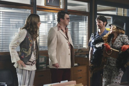 Castle: That '70's Show 'Life on Mars' Sans Harvey Keitel