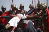 Good Friday Observance Has Filipinos Being Crucified