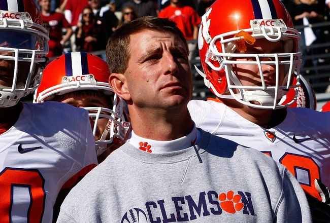 Clemson Football Program Accused of Being Too Religious