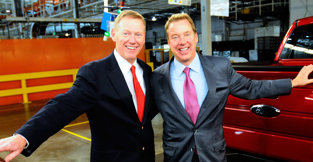 Ford moves to replace ceo guardian liberty voice for Ford motor company alan mulally