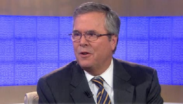 Jeb Bush Calls Illegal Immigration 'An Act of Love'