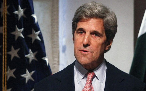 John Kerry on the Cold War