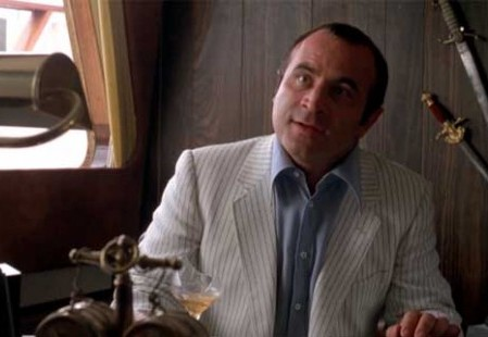 Good Friday a Long One With Bob Hoskins and Helen Mirren