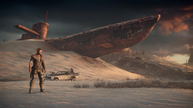 Mad Max Returns for a Video Game