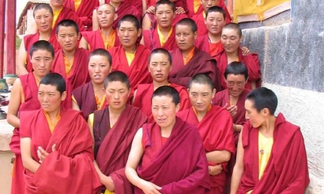 Tibet Nun 133rd Self Immolation
