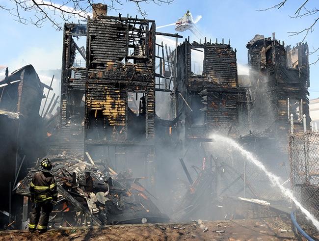 Fire New Jersey