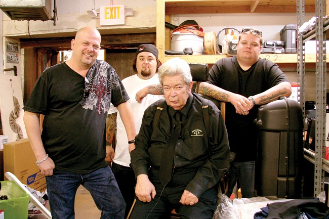 Pawn Stars Wants to Compete Against You in New Trivia Game Show