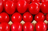 Easter Eggs Are Red at Orthodox Churches