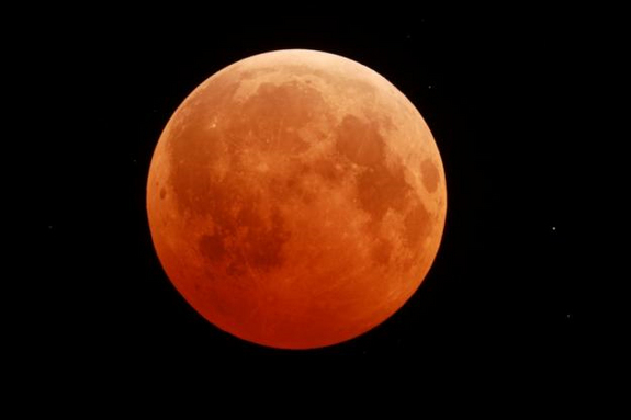 red moon eclipse why - photo #21