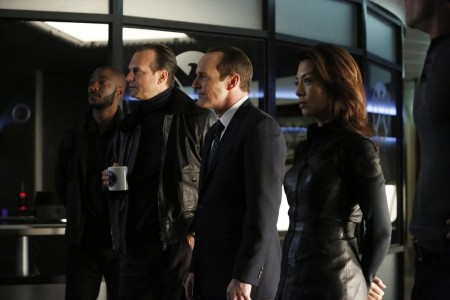 Agents of SHIELD Captain America Best Season Tie in Ever