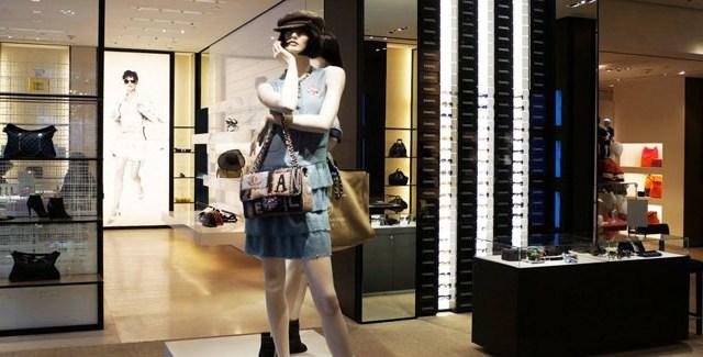 luxury stores