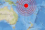 M7.6 Earthquake Hits Solomon Islands