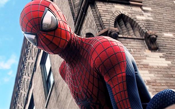 The Amazing Spider-Man 2 Sneak Peak: Spidey Grows Up