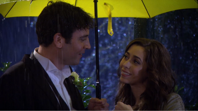 how i met your mother, alternate ending