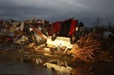 Oklahoma and Arkansas Hit by Violent Tornadoes Leaving 18 Dead