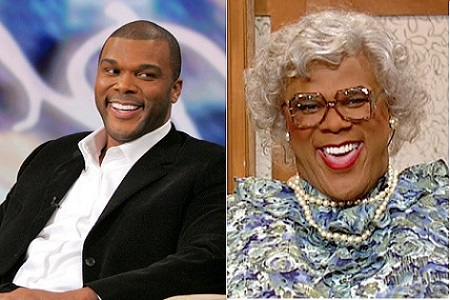Tyler Perry Says Goodbye Madea, Hello Oprah