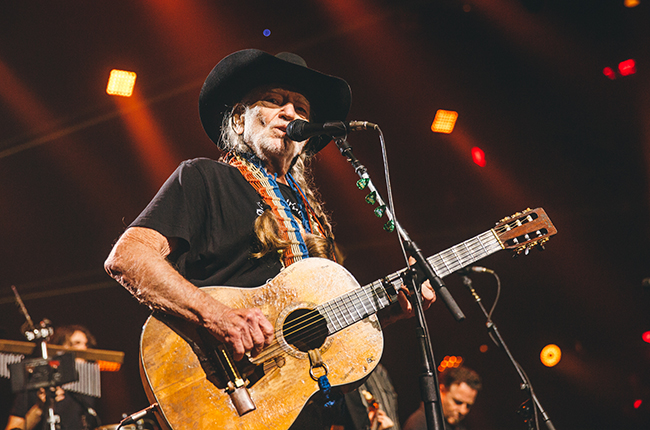 Willie Nelson First Person Inducted Into Austin City Limits Hall of Fame