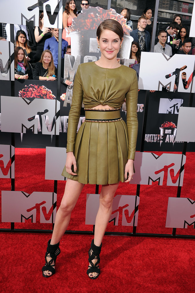 2014 MTV Movie Awards: Top 5 Red Carpet Looks