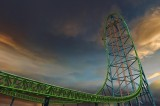 Six Flags' Newest Ride: Zumanjaro