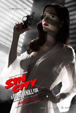 Eva Green and Her Breasts Got Movie Poster Banned