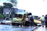 Terrorist Bombing Attack in Kenya Causes Death and Injury in Nairobi
