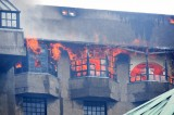 Iconic Glasgow School of Art Rennie Mackintosh Building Goes up in Flames