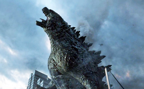 Godzilla Stomps Its Competition to Take First Place