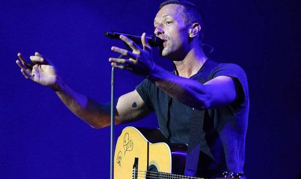 Coldplay's Ghost Stories Number One in the U.K.