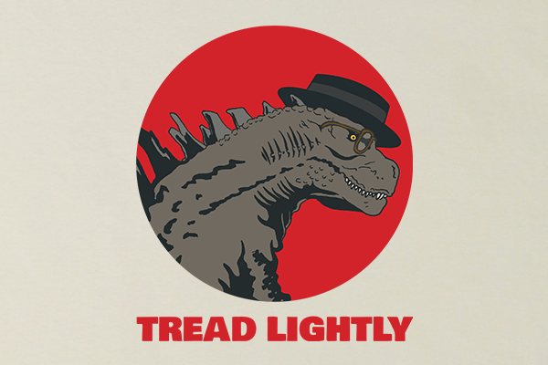 Hannah Dorn: Godzilla Plus Breaking Bad Equals 3 T-Shirt Contest (Interview)