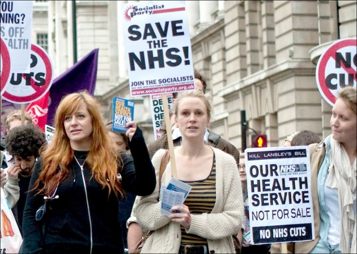 NHS Cuts Are Responsible for Death, Should They Be Revoked?